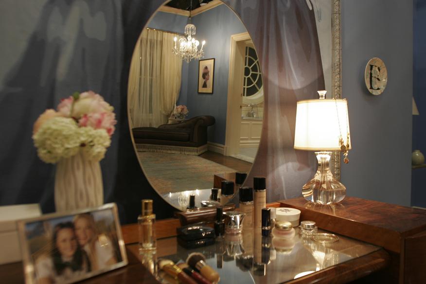 『ゴシップガール』ブレアの部屋、ドレッサー