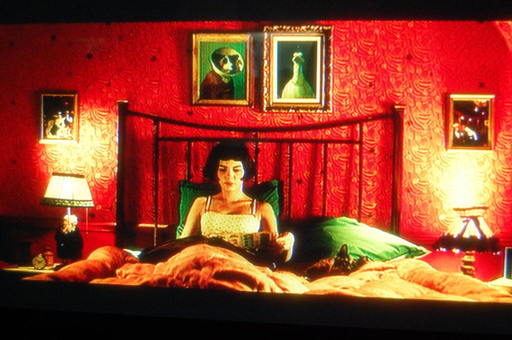 アメリ「寝室の壁紙」