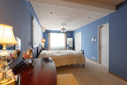 『ゴシップガール』ブレアの寝室をイメージしたお部屋