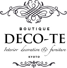 DECO-TE | 京都、インテリアコーディネーターとさがす家具とカーテン
