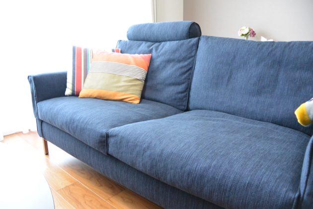 アイラーセンのソファ