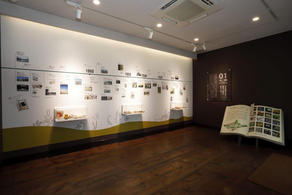 歴史の部屋