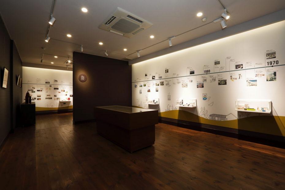 ミブヨモギ記念館_歴史の部屋02